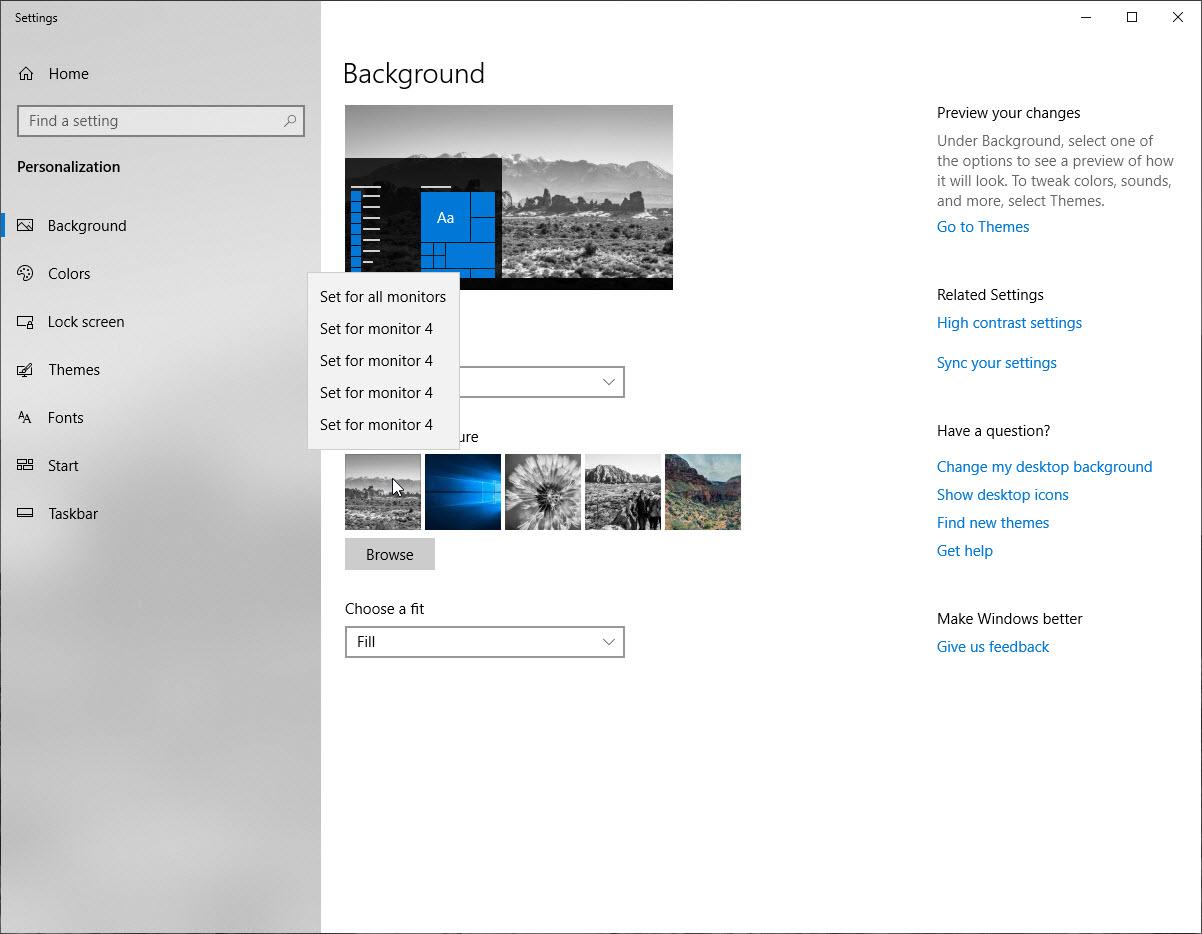 Windows 10 - Unable to setup indiviual wallpapers per monitor. 01d6e76f-69b5-4b69-af3d-0c264511199c?upload=true.jpg