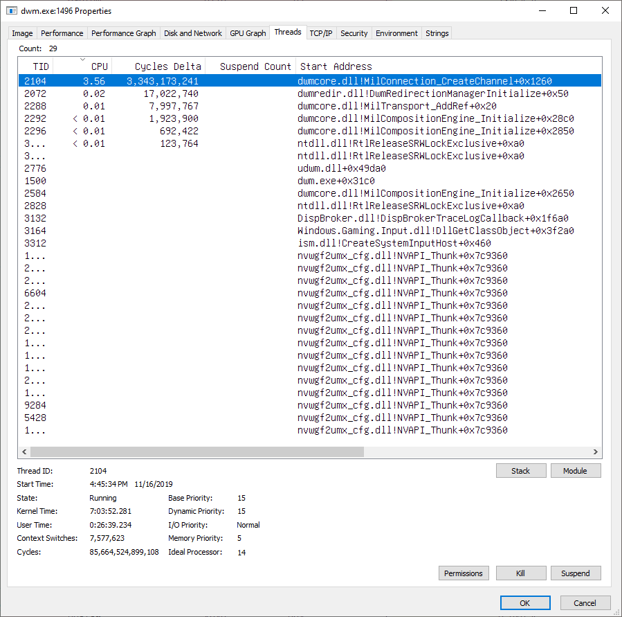 Windows 10 version 1903 dwm.exe high CPU issue 023ba987-b445-414b-9aca-bd85fa57acf2?upload=true.png