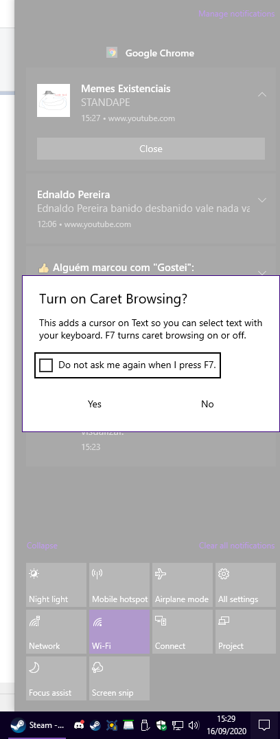 Caret Browsing popup on EVERY Windows 10 UI when F7 is pressed 05e7fd3c-511e-46ab-b104-b0ffb3fb22e2?upload=true.png