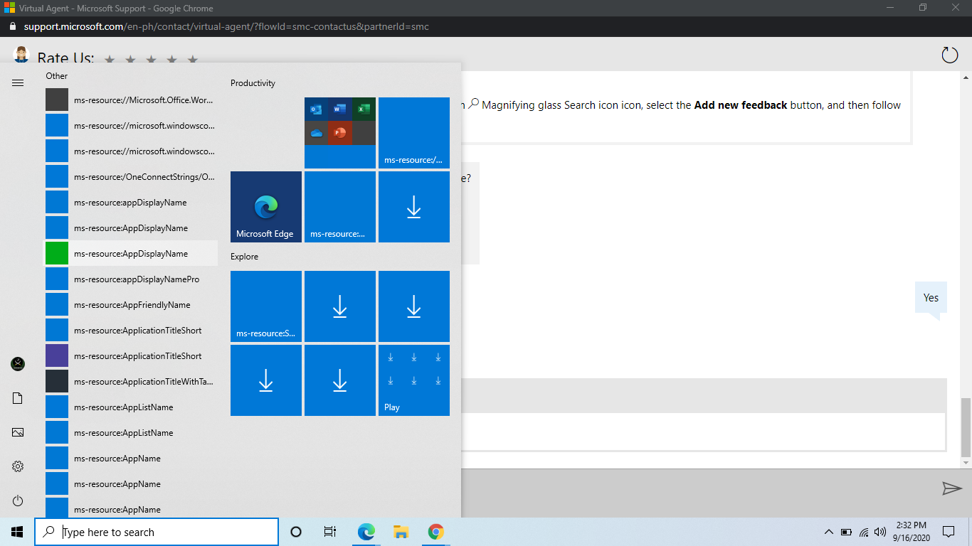 microsoft store and apps from store are not working 0c41401c-d38a-4543-afc3-71dfa9fb5ad5?upload=true.png