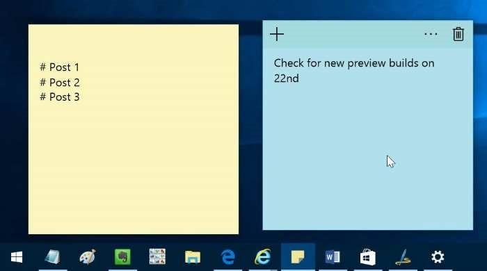 Sticky  Notes always open maximized on windows startup! Can it start minimized? 0f23ab1f-e1d4-4252-9f95-342104599934?upload=true.jpg