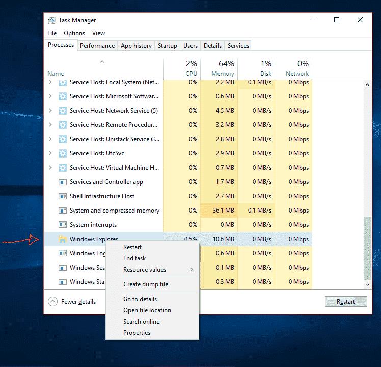 windows 10 cortana process suspended