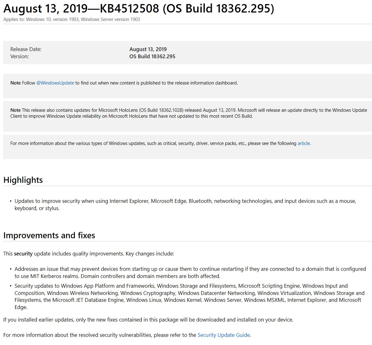 Cumulative (KB4512508) Is Out Today 8/13/19 Bringing the Win 10 1903 To OS Build To 18362.295 14262ee2-435f-4056-8247-48d13ea828d7?upload=true.jpg