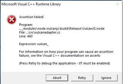 Assertion Failed - C++ 145b6235-8526-4c2b-a911-cf64fa7f7c62?upload=true.jpg