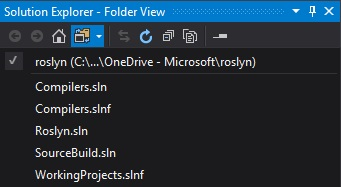 New Visual Studio 2019 version 16.2 Preview 2 released 16.1p2-SolutionView.jpg