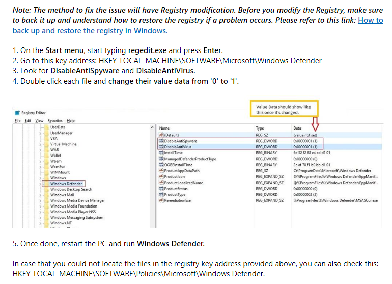 Activating Window Defender on Windows 10 pc 162b956a-5ce7-4a9e-99e5-f41c74cf5aed?upload=true.png
