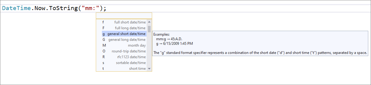New Visual Studio 2019 v16.7 and v16.8 Preview 1 released 166GA-DateTime.png