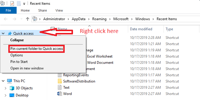 When saving documents in Word, I had my recent folders pinned for quick access. I recently... 1781d25f-24ba-4efc-a9ec-e4f310143276?upload=true.png