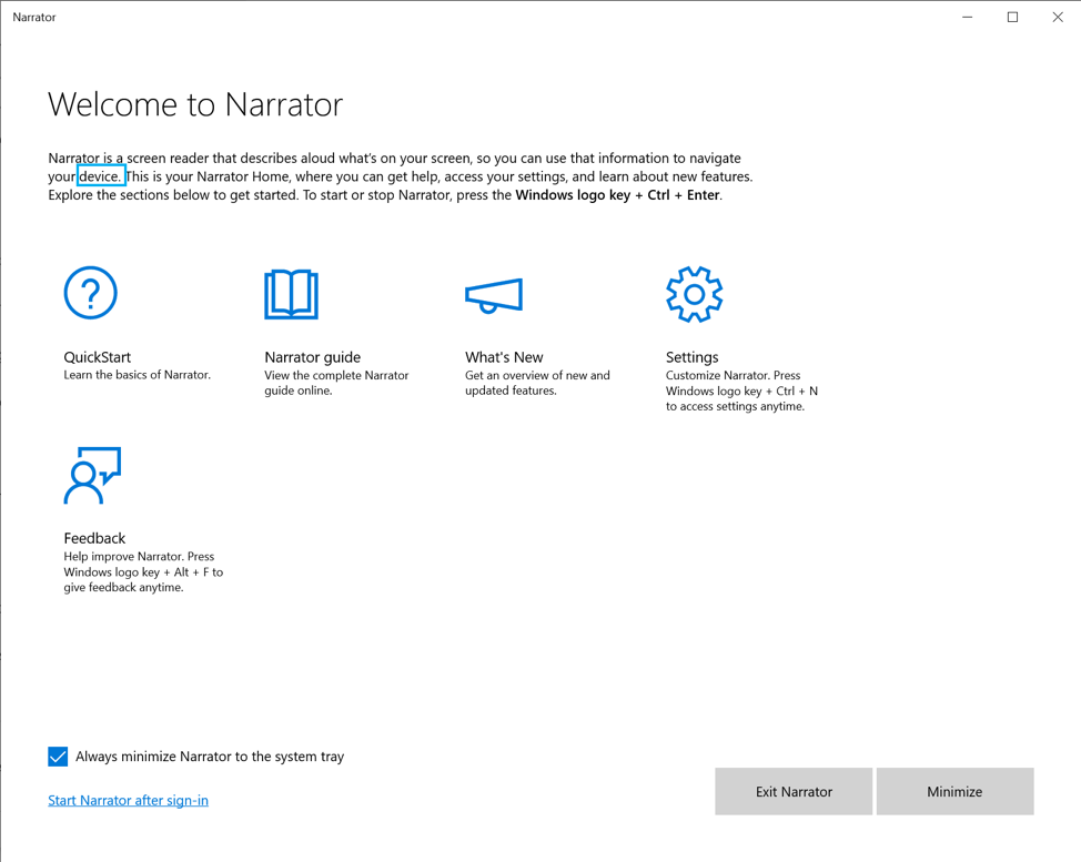 What is new for Windows 10 May 2019 Update version 1903 18298-8.png
