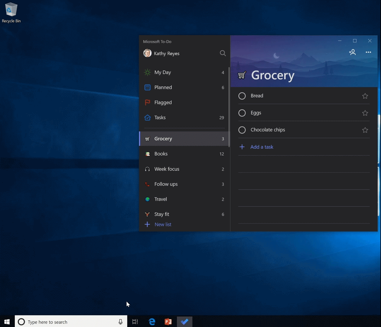 What is new for Windows 10 May 2019 Update version 1903 18305-16.png