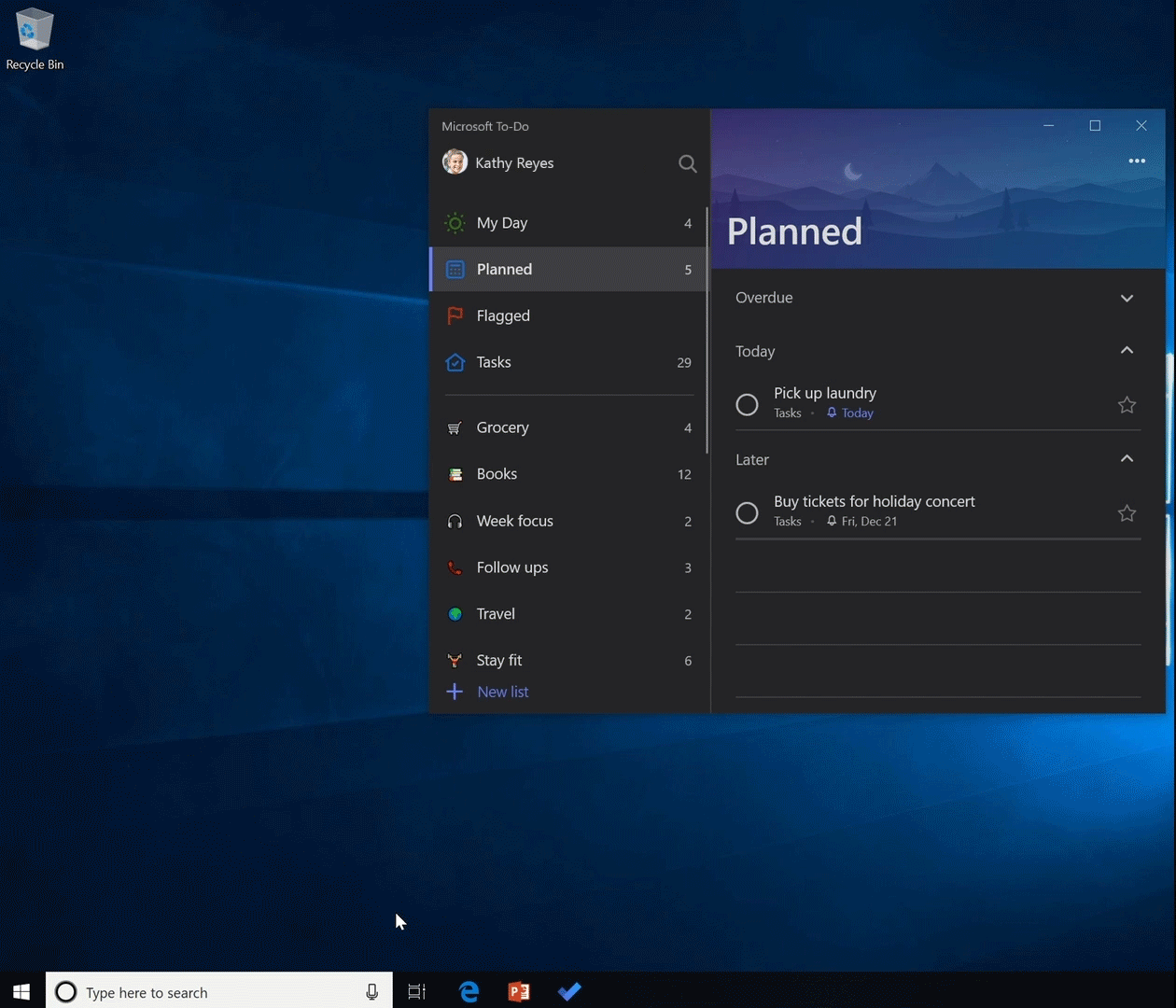 What is new for Windows 10 May 2019 Update version 1903 18305-17.png