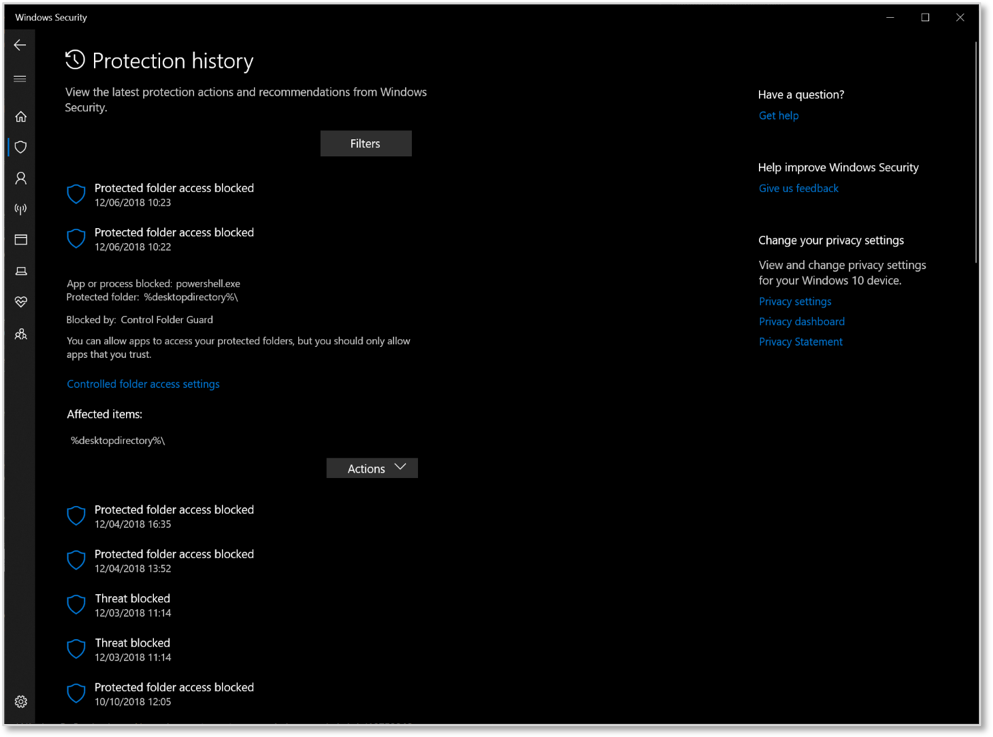 What is new for Windows 10 May 2019 Update version 1903 18305-18.png