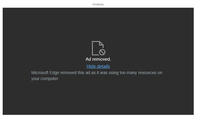 Edge just removed an annoying add on it's own. Thank you. 18vp68fzdxw61.png