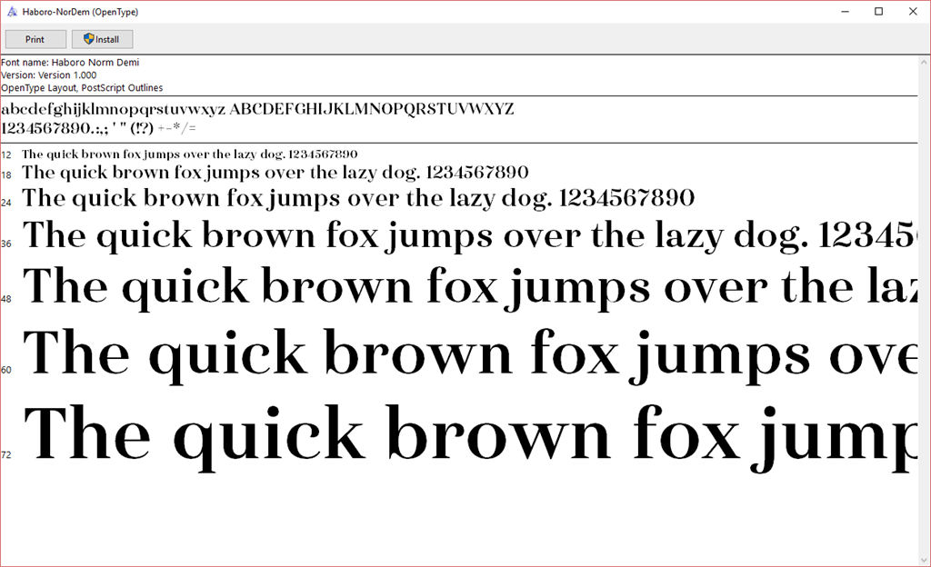 When printing from Publisher to Pdf, font is getting garbled.  Help? 191ea099-79bc-4123-8927-bc0167b37e4c.png