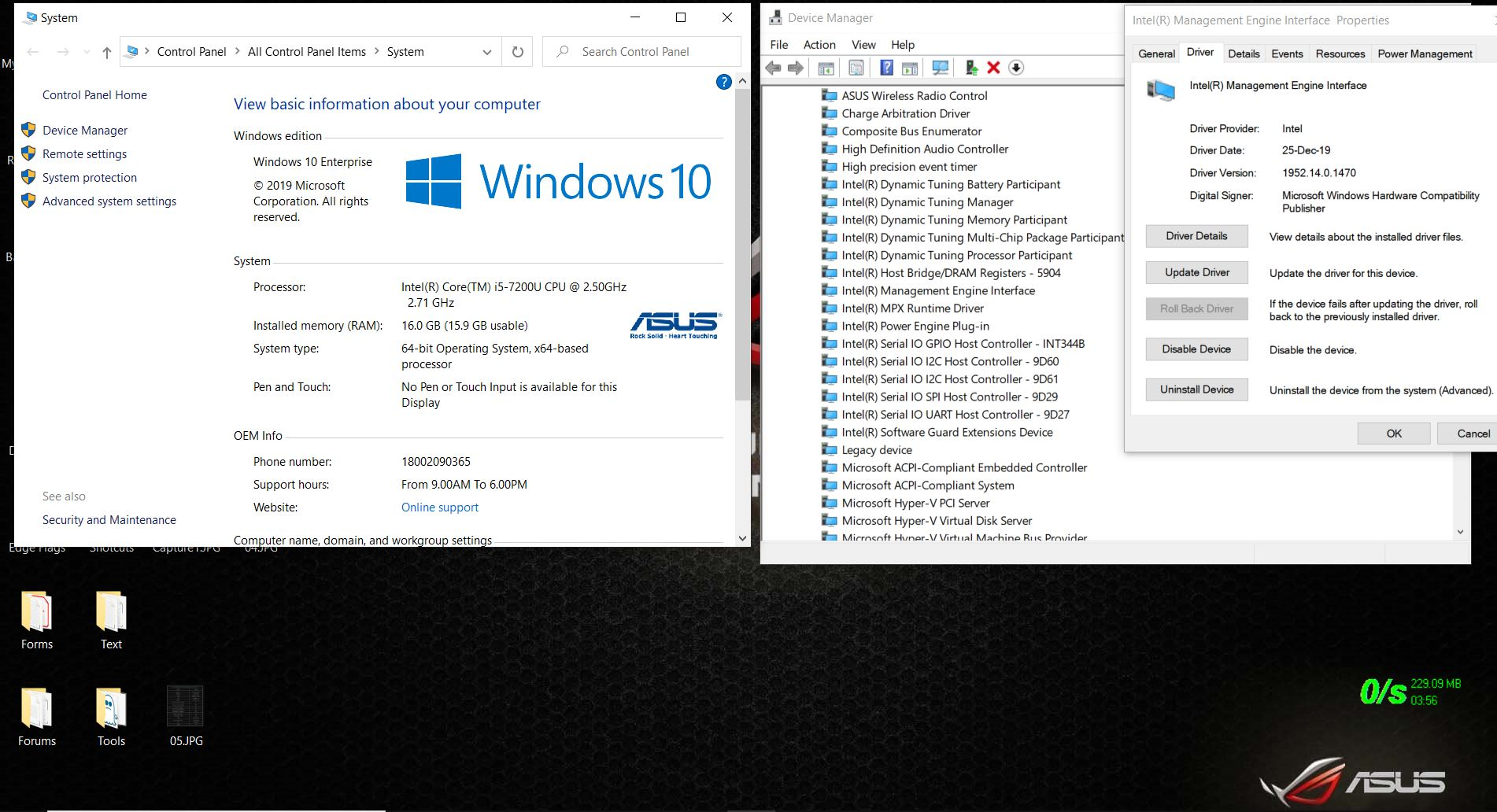 Updated Intel Management Engine Interface WHQL Driver 2027.15.0.1743 in Asus VivoBook 15... 19593d7c-2a4f-4010-ac74-284a305e360b?upload=true.jpg