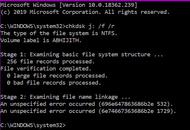 Formatting error on pendrive. 1a66ae8f-6b41-444c-b563-363c9fa6e2e2?upload=true.png