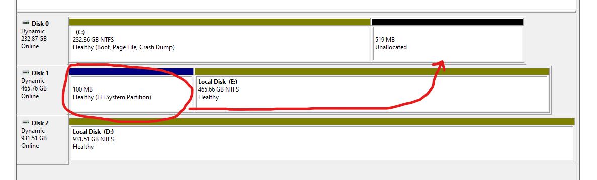 How to move EFI System Partition 1a783e2d-2a76-49e2-86eb-9b05c9080465?upload=true.png