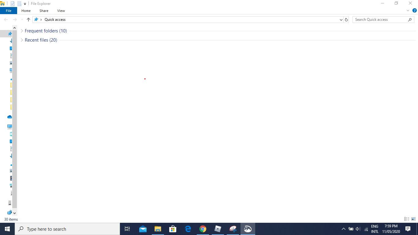 Problem in File Explorer 1be93297-94ab-4429-bb8a-05a33a10e5ae?upload=true.jpg