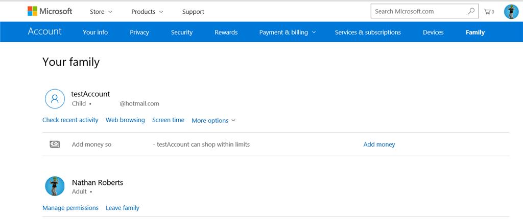 Add Money to Account of Microsoft Family Child for Microsoft Store 1c93191b-de7f-4397-9e5c-8422b6f16e40.png