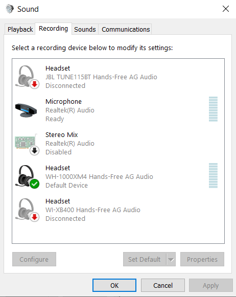 Headset with no sound during calls 1d139e63-54a6-4213-b27d-2a69e74ab257?upload=true.png