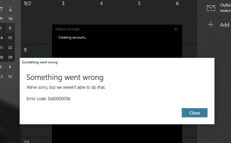 Unable to add Google Calendar to Windows 10 Calendar App 1d762343-49e4-4d64-bc29-07a66b8f86cf?upload=true.png