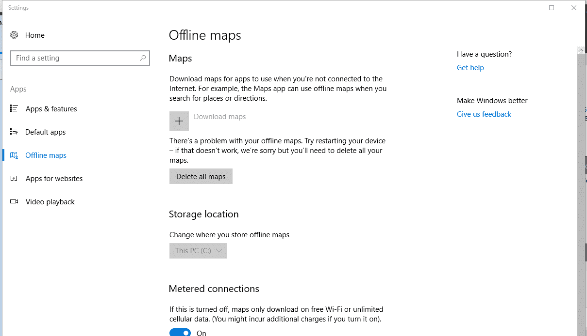 Microsoft Maps are not working on Windows 10 1d9008f0-c884-45a7-a444-b44efa899506?upload=true.png