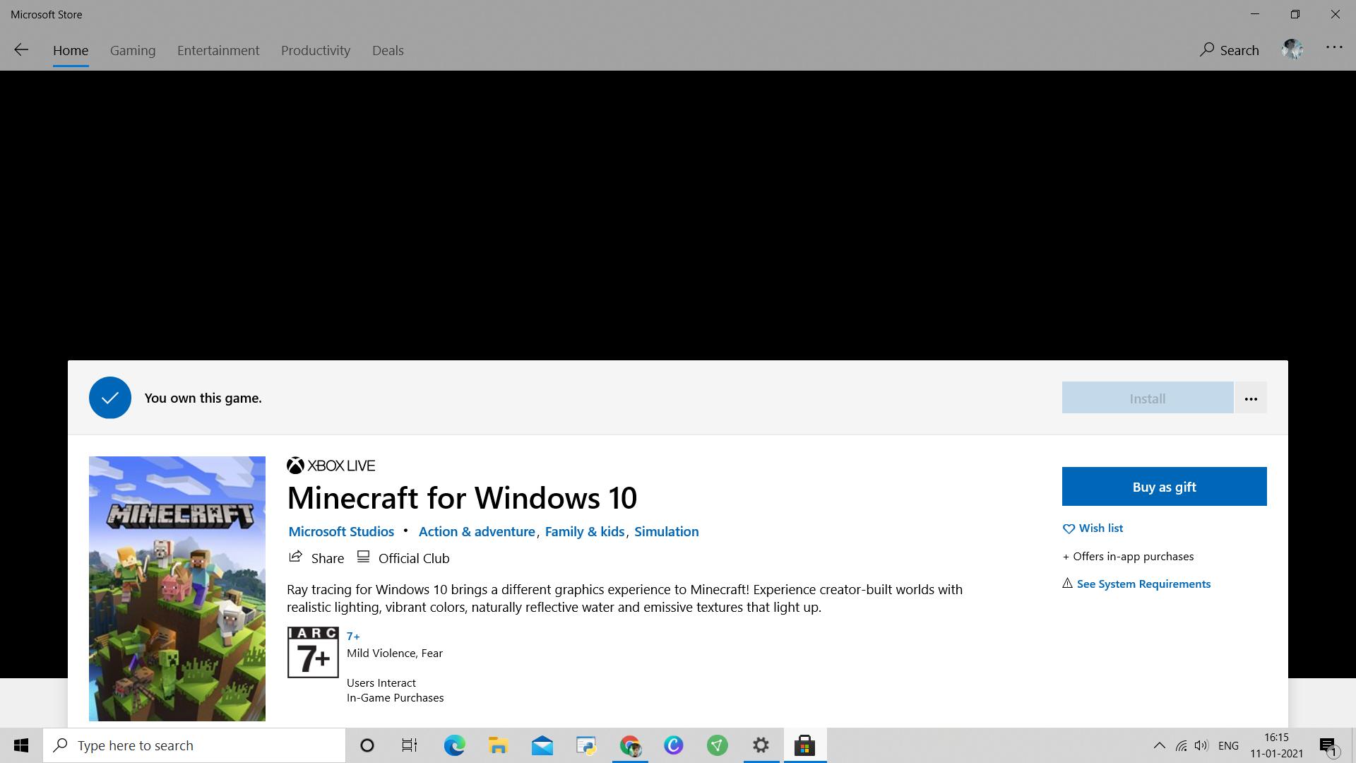Minecraft Windows 10 helpI can't reinstall minecraft 1db5d7c7-c1d8-4956-86df-c30760b9bb10?upload=true.png