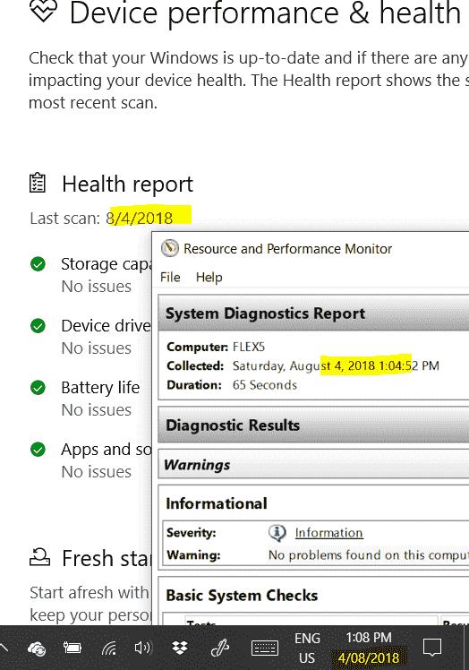 Health Report date ignores system locale 1f9f0ba2-c295-4e89-9434-15f1ec675741?upload=true.png