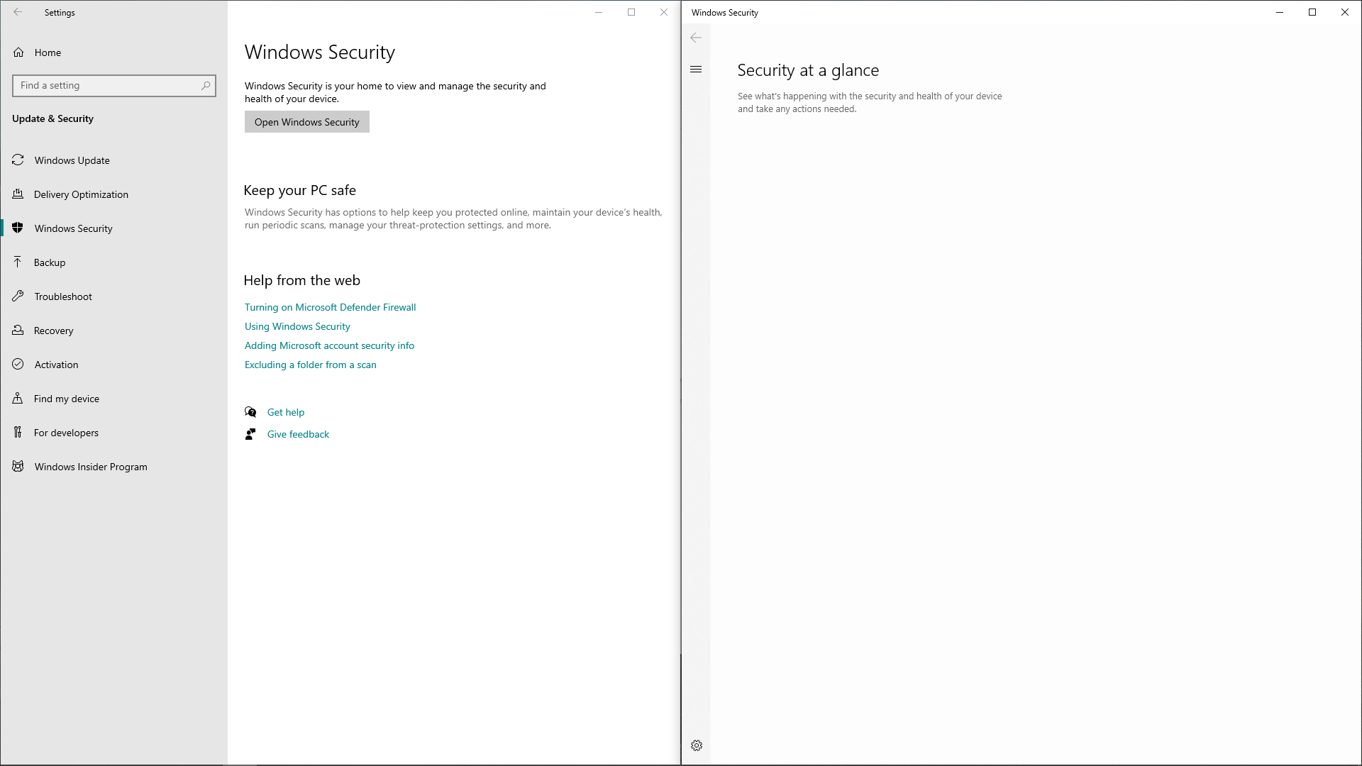 Issues with Windows Security 20e68f99-56a4-4b2d-8a50-c9b300a41ea3?upload=true.png
