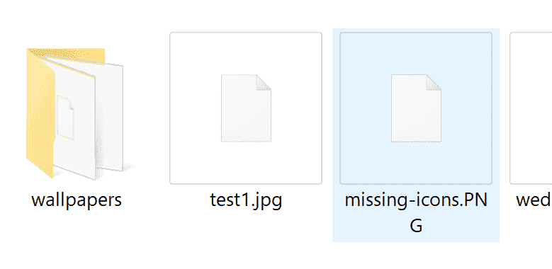 Applications not showing icons in taskbar and previews not showing in File Explorer 20fa8e23-475e-42ec-9050-1de24e1fca2f?upload=true.png