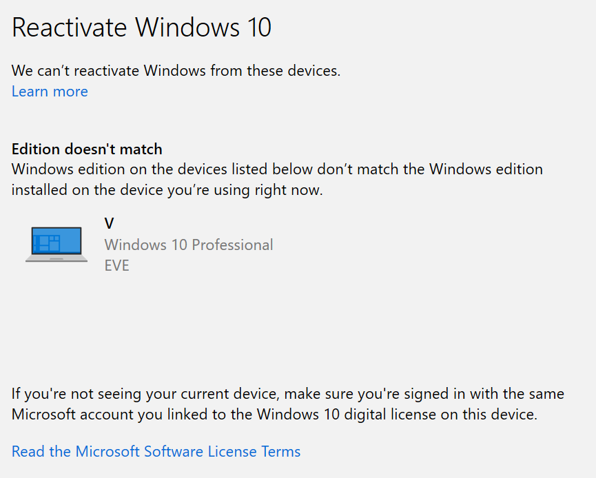 Windows 10 home to Pro doesn't activate 21657b50-ca63-4096-a10e-211d93ad23c5?upload=true.png