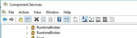 runtimebroker.exe what is it