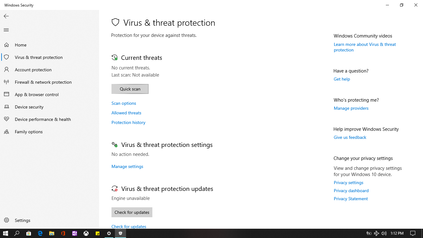 Virus And Threat Protection Won't Scan For Viruses And Threats 21c7548e-aab7-48e1-83a5-00ff47acd749?upload=true.png