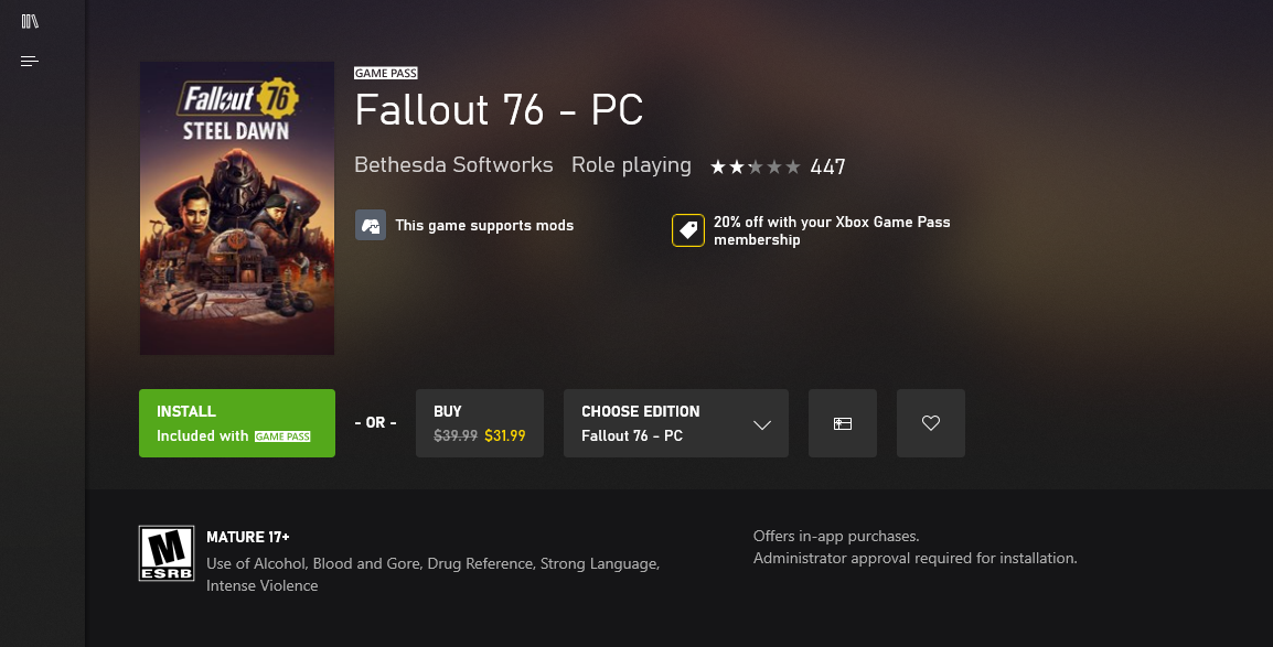 Game doesn't download but still took up space 25061f59-821b-4b4a-bd9e-7919f7bf1e64?upload=true.png