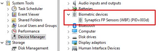 I am facing a problem to setup fingerprint on Windows Hello. 254d6f14-ff49-45e0-a599-35e16ea5aeea?upload=true.png