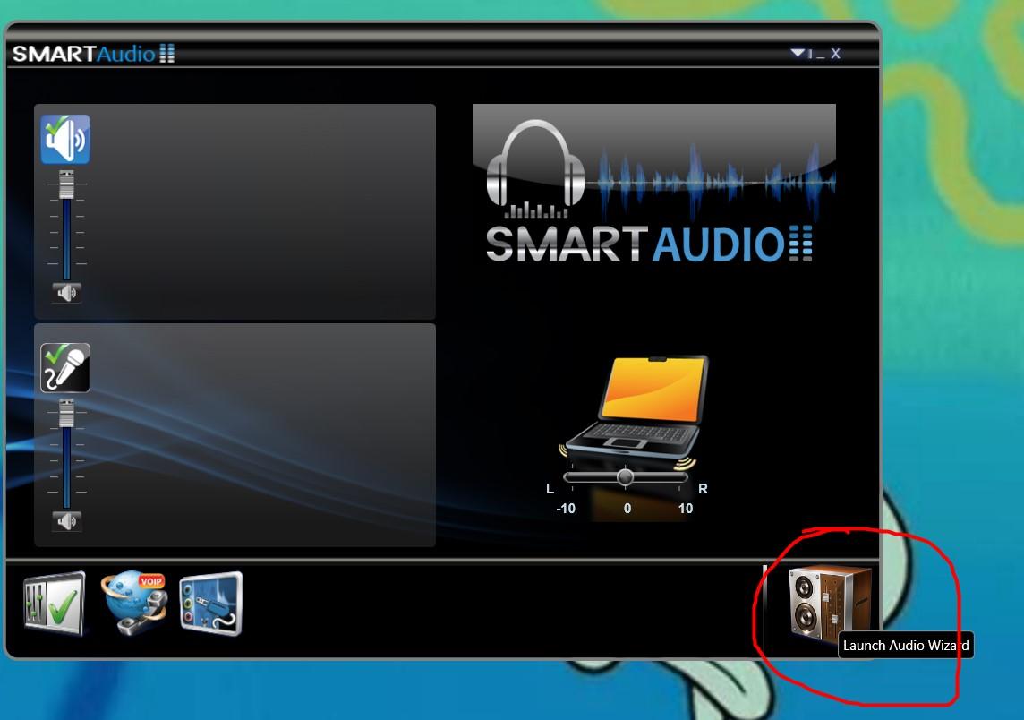 Conexant SmartAudio HD - Cant launch audio wizard 28731556-a18a-40e9-8521-676d8a471df0?upload=true.jpg
