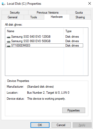 My HDD and SSD are detected but not functional. They can't be accessed in the file explorer 2899337e-5116-4beb-ade3-5227e7a8f3f6?upload=true.png