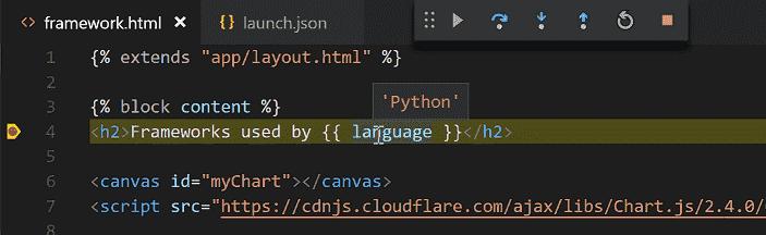 August 2018 release of Visual Studio Code version 1.27 2_DjangoTemplate2.png