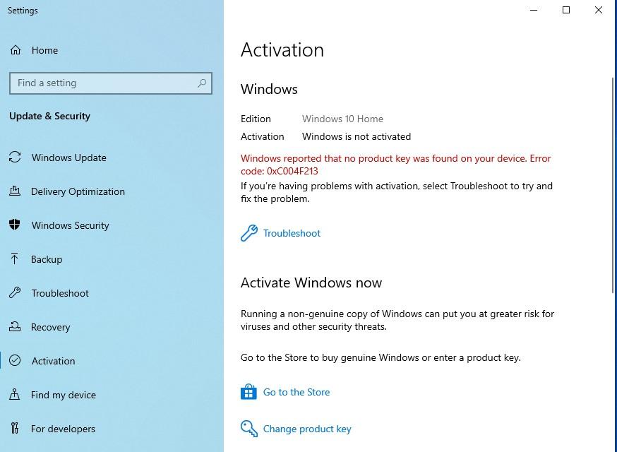 Windows 10 Home - Activation on an old laptop 2b8719e0-2337-4aaf-957c-676e30a7d447?upload=true.jpg