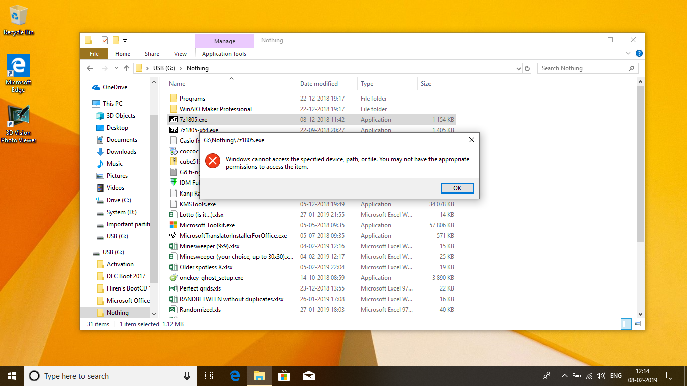 Can't open .exe files (all .exe files) in any USB 2bc33094-8de0-41ba-8178-c58ba2980af4?upload=true.png
