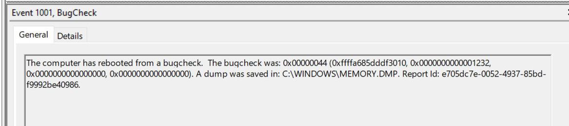 security implications of posting BSOD mini-dump and sysinfo for Win10 x64 2c06a3cf-9e4d-43e7-9094-87e8a1c309cc?upload=true.jpg
