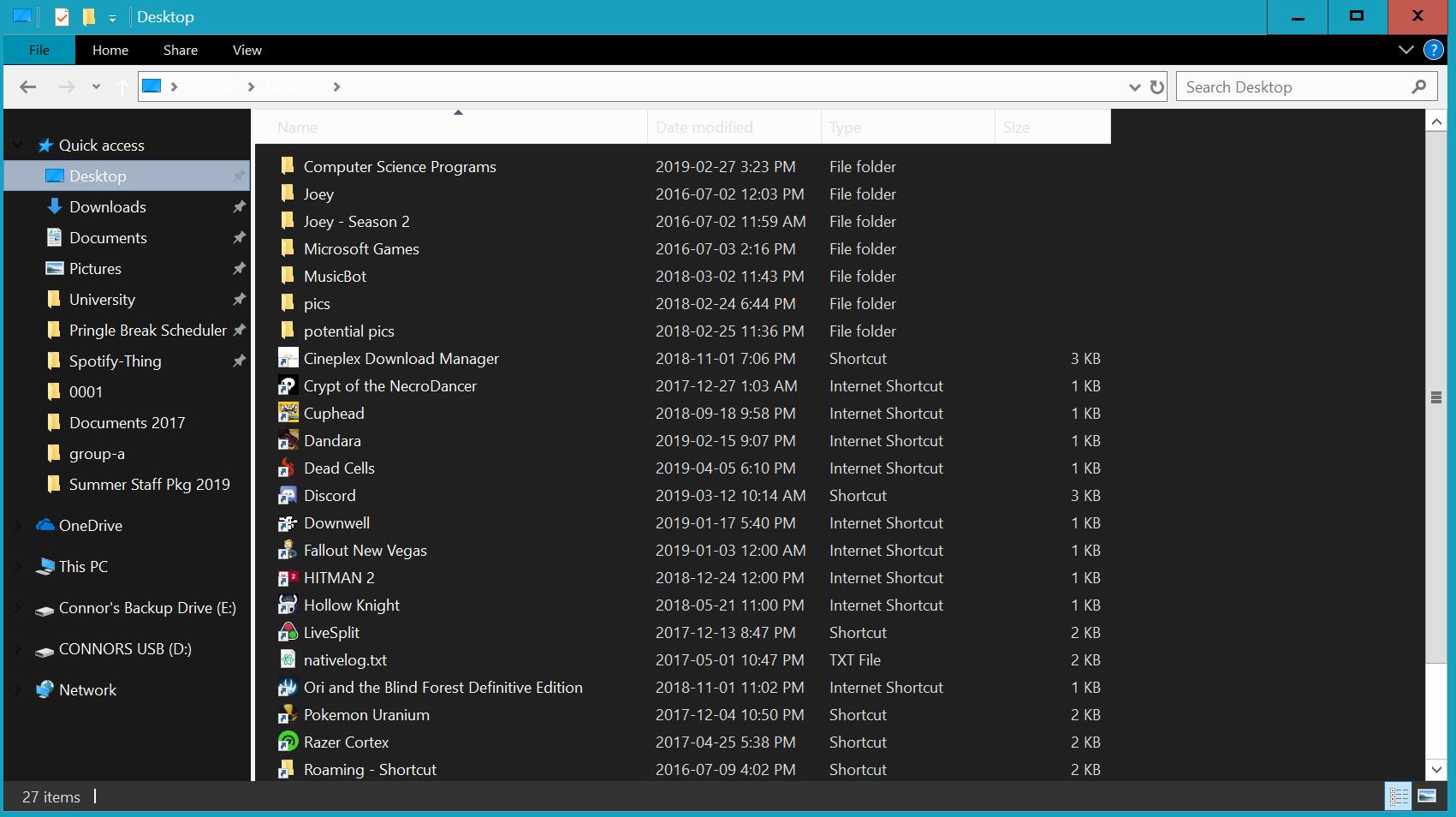 File Explorer - Dark theme looks weird 2c40f384-e86c-4b64-b9ff-65ba88b8c4b7?upload=true.png