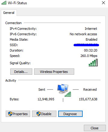 260mbps wifi speed but am only getting 6? 2c86124e-c731-4021-93ac-2c83cead39e8?upload=true.png