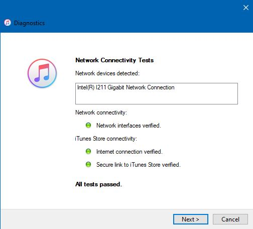 Windows 10 - iTunes will not play songs or download anything 2c9c259e-3ca9-459d-9bbc-92e76f34b710?upload=true.jpg