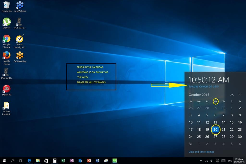 Specify Days in Work Week for Calendar in Windows 10 2f1bc230-5d73-4b66-bccd-f847048cecaf.jpg
