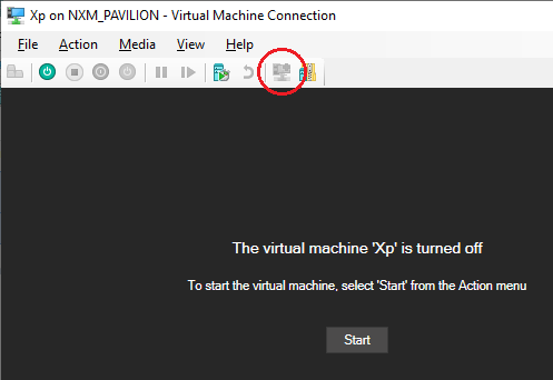 Hyper-V's enhance session does not work. 2f2a2f1a-1c7e-4950-8191-baff7f2f8144?upload=true.png