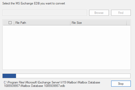 Stellar Converter for EDB – Best Software to convert EDB file to PST 3.png