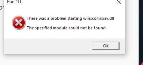 Random Dll errors pop up 316fb5ac-ce18-4175-b680-759dab46debc?upload=true.png