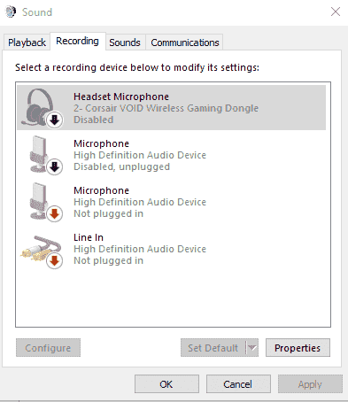 Microphone wont show in recording devices 3281bcf2-cf29-4eae-9daf-f935f5979ac5?upload=true.png