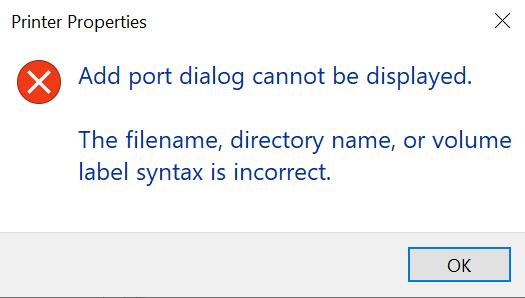 Unable to start print job, cannot change ports 33220dd2-8b37-4086-9a43-8d0867336dfa?upload=true.png